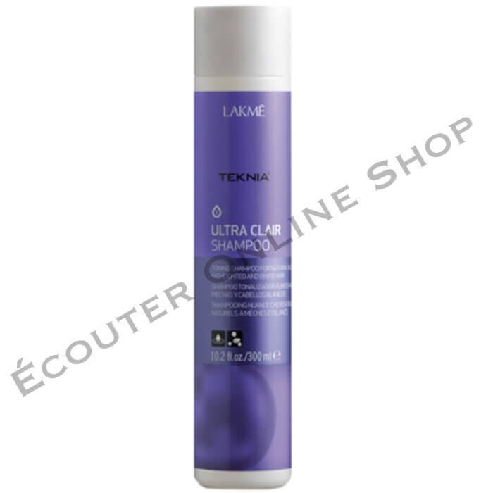 萊肯Lakmé矯色洗髮精Ultra Clair ShampooS