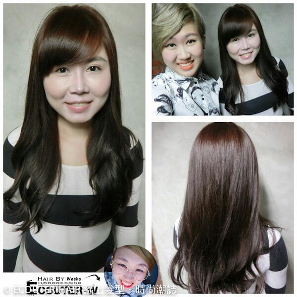 【髮型】長髮 中長髮 短髮 微捲髮 要捲不捲的微捲髮 微性感