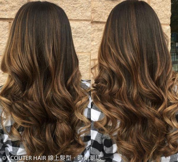 2015-11-10【染髮推薦】風靡歐美的Brown挑染