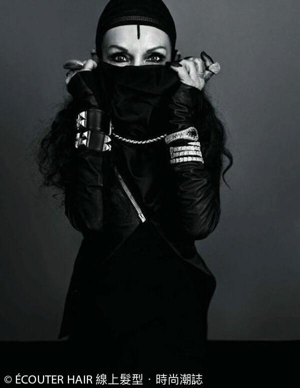 【時尚封面人物】繆思女神-Michele Lamy