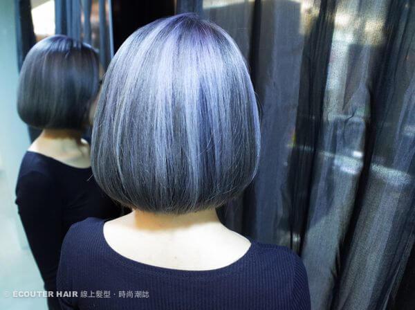 【髮色推薦】這一次不能再錯過的粉灰髮色季節!