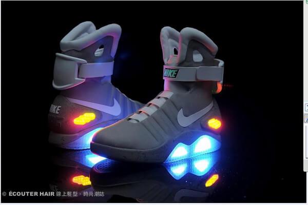 【球鞋新知】終於不用綁鞋帶了嗎--26年的漫長等待結束-《回到未來2》之Air-Mag
