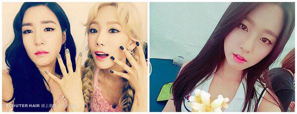 【彩妝】紅唇OUT!可成熟又可愛的韓風桃紅唇色正流行